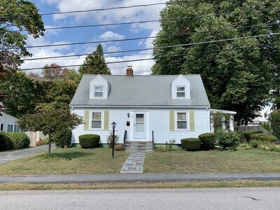 Main Photo: 35 Morton Street, Needham, MA 02494