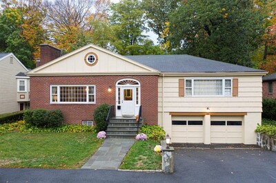 Main Photo: 111 Woodcliff Rd, Brookline, MA 02467