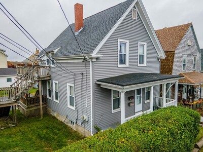 Main Photo: 32 Slocum St, Acushnet, MA 02743