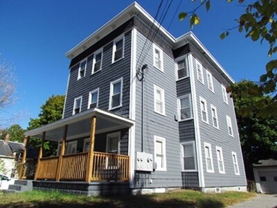 Main Photo: 348 Rollstone Street, Fitchburg, MA 01420