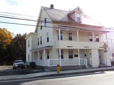 Main Photo: 143 Westminster Street, Fitchburg, MA 01420