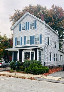 Main Photo: 42 Fox St, Fitchburg, MA 01420