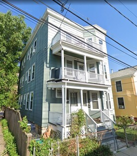 Main Photo: 6 Sargent Street, Cambridge, MA 02140