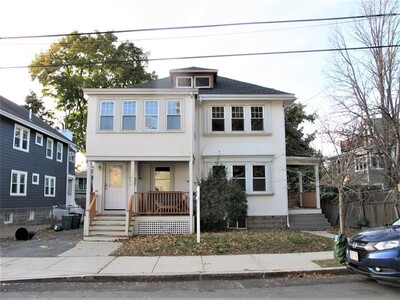 Main Photo: 141 Fayerweather St, Cambridge, MA 02138