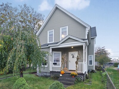 Main Photo: 1417 Gorham Street, Lowell, MA 01852
