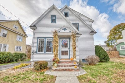 Main Photo: 474 Parker St, Lowell, MA 01851