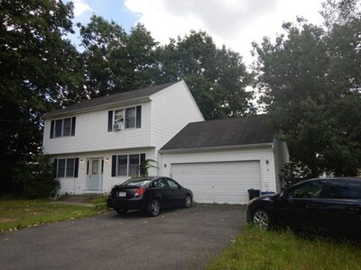Main Photo: 52 Napoleon Avenue, Ludlow, MA 01056