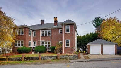 Main Photo: 40-42 Clyde St, Belmont, MA 02478