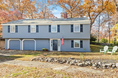 Main Photo: 23 Pine Ridge Cir, Reading, MA 01867