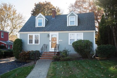 Main Photo: 318 West Street, Needham, MA 02494