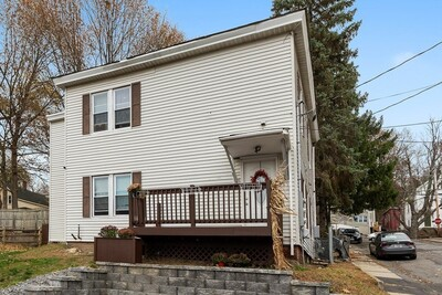 Main Photo: 46 Johnson St, Fitchburg, MA 01420