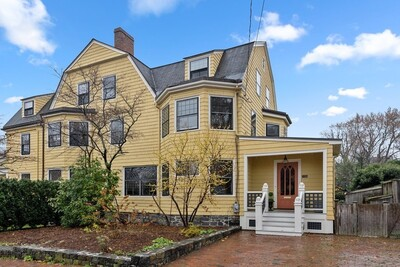 Main Photo: 120 Avon Hill Street, Cambridge, MA 02140