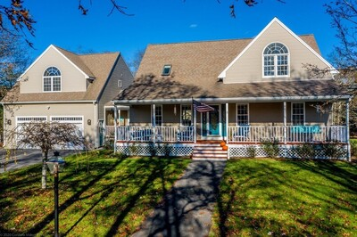 Main Photo: 5 Roundhill Blvd, Wareham, MA 02538