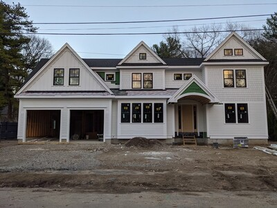 Main Photo: 5 Livingston Circle, Needham, MA 02492