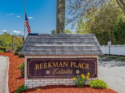 Main Photo: 164 Beekman Drive Unit 164, Agawam, MA 01001