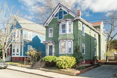Main Photo: 77 Partridge Avenue, Somerville, MA 02145