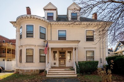 Main Photo: 24 Auburn Street, Brookline, MA 02446