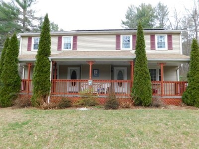 Main Photo: 8 Browning Pond Rd, Spencer, MA 01562