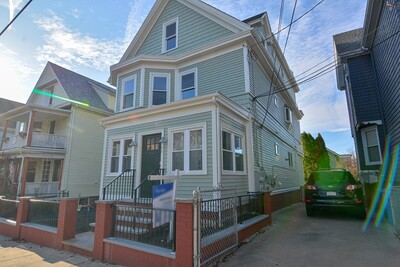 Main Photo: 44 Bartlett Unit 2, Somerville, MA 02145