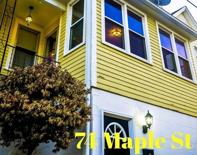 Main Photo: 74 Maple St, Lowell, MA 01852