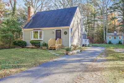 Main Photo: 349 Great Marsh Road, Barnstable, MA 02632