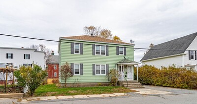 Main Photo: 16 Fulton St, Fitchburg, MA 01420