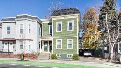 Main Photo: 297 Beacon St, Somerville, MA 02143
