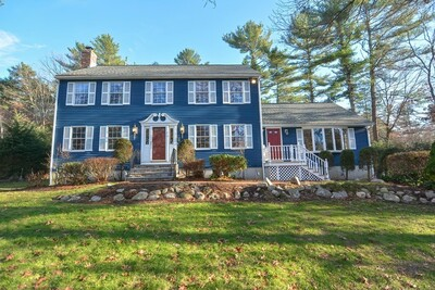 Main Photo: 36 Sandy Hill Rd, Mansfield, MA 02048