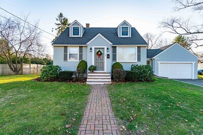 Main Photo: 36 Sylvester Road, Natick, MA 01760