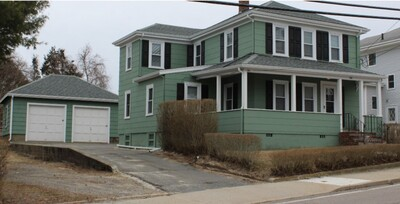 Main Photo: 64 Cherry Street, Plymouth, MA 02360
