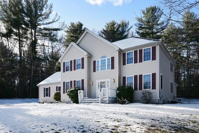 Main Photo: 12 Bazaleel Circle, Uxbridge, MA 01569