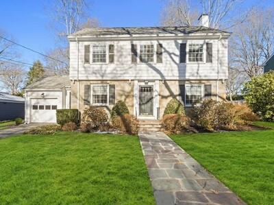 Main Photo: 24 Ogden Rd, Brookline, MA 02467
