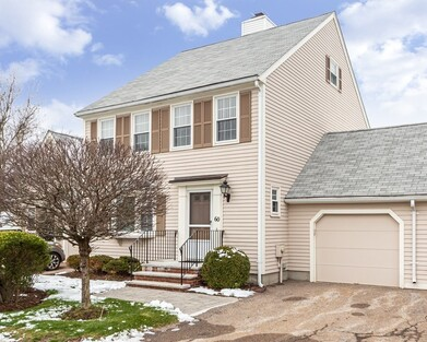 Main Photo: 60 Fairway Cir Unit 60, Natick, MA 01760