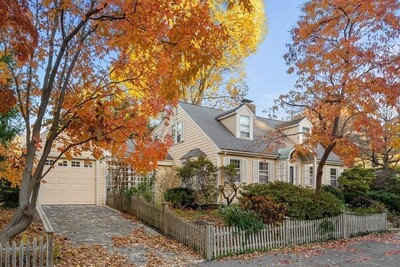 Main Photo: 30 Irving Street, Brookline, MA 02445