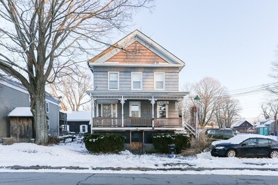 Main Photo: 38 Central St, West Brookfield, MA 01585