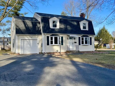 Main Photo: 41 Monroe Street, Agawam, MA 01001
