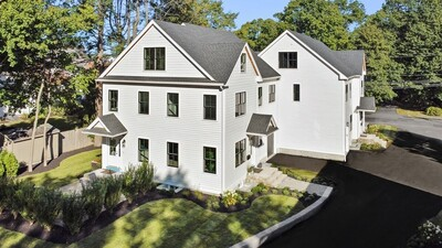 Main Photo: 31 Linden Street, Needham, MA 02492