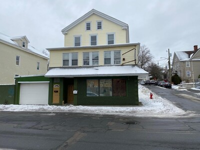Main Photo: 1541-1547 Purchase St, New Bedford, MA 02740