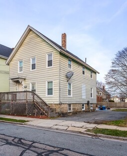 Main Photo: 84 Florence St, New Bedford, MA 02740