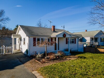 Main Photo: 171 Worcester Street, New Bedford, MA 02745