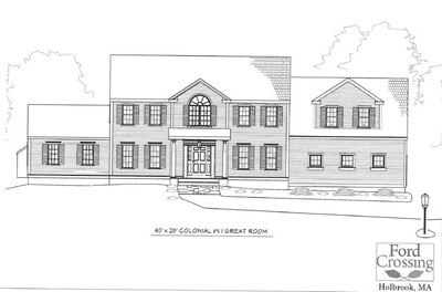 Main Photo: 4 Ford Avenue Unit Lot 2, Holbrook, MA 02343