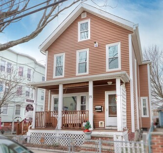 Main Photo: 75 Marshall St, Somerville, MA 02145