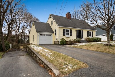 Main Photo: 41 Elmwood Road, Needham, MA 02492
