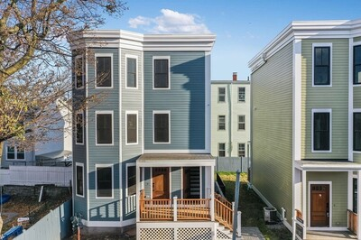 Main Photo: 3 Royce Place Unit 1, Somerville, MA 02145
