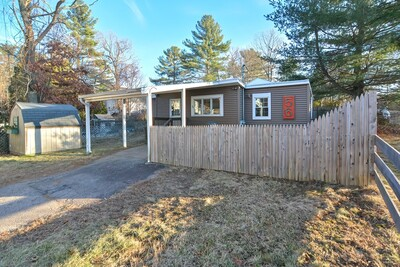 Main Photo: 56 South Shore Road, Holbrook, MA 02343