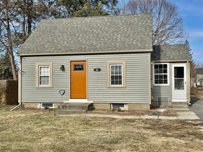 Main Photo: 321 Leonard Street, Agawam, MA 01001