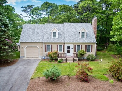 Main Photo: 68 Fox Run Lane, Falmouth, MA 02536
