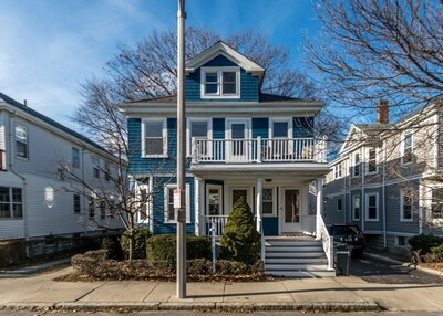 Main Photo: 22 Leonard St, Somerville, MA 02144