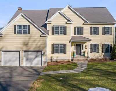 Main Photo: 286 Cedar Street, Needham, MA 02494