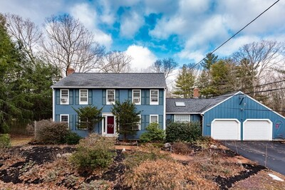 Main Photo: 6 Colonial Way, Plainville, MA 02762